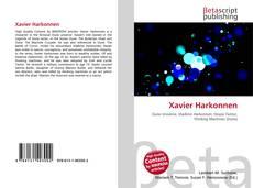 Обложка Xavier Harkonnen