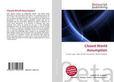 Portada del libro de Closed World Assumption