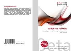 Portada del libro de Vampire's Portrait