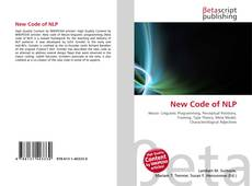 Bookcover of New Code of NLP