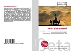 Capa do livro de Adolf Biedermann