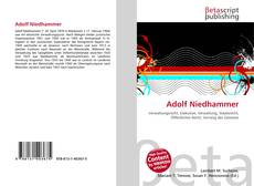 Bookcover of Adolf Niedhammer