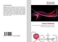 Bookcover of Steve Andreas