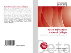 Bookcover of Rafael Hernández National College
