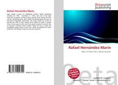 Обложка Rafael Hernández Marín