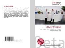 Обложка Xavier Hospital