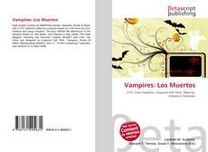 Bookcover of Vampires: Los Muertos