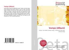 Bookcover of Vamps (Album)