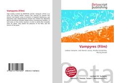 Bookcover of Vampyres (Film)