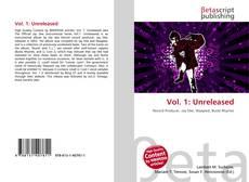 Borítókép a  Vol. 1: Unreleased - hoz