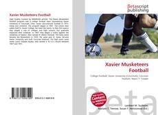 Copertina di Xavier Musketeers Football
