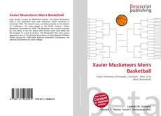 Copertina di Xavier Musketeers Men's Basketball