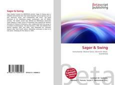 Sagor & Swing kitap kapağı