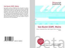 Buchcover von Van Buren (CDP), Maine