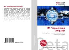 Capa do livro de KM Programming Language