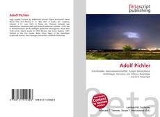 Couverture de Adolf Pichler