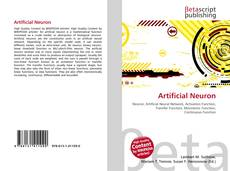 Buchcover von Artificial Neuron