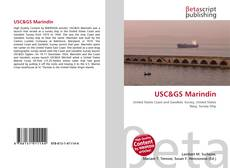 Copertina di USC&GS Marindin