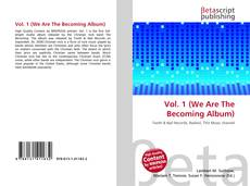 Couverture de Vol. 1 (We Are The Becoming Album)