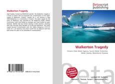 Couverture de Walkerton Tragedy
