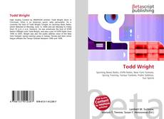 Bookcover of Todd Wright