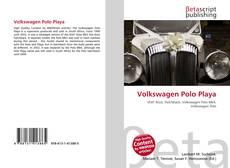 Volkswagen Polo Playa的封面