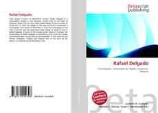 Capa do livro de Rafael Delgado