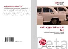 Copertina di Volkswagen Scirocco R- Cup