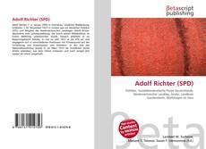 Buchcover von Adolf Richter (SPD)