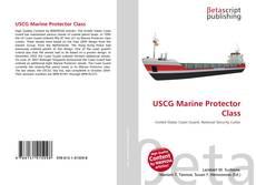 Buchcover von USCG Marine Protector Class