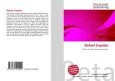 Portada del libro de Rafael Cepeda