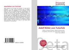 Copertina di Adolf Ritter von Tutschek