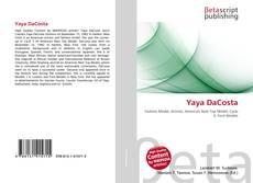 Buchcover von Yaya DaCosta