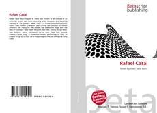 Capa do livro de Rafael Casal