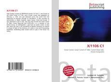 Capa do livro de X/1106 C1