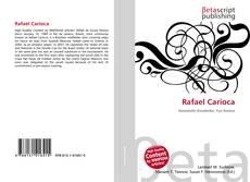 Capa do livro de Rafael Carioca