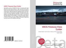 Portada del libro de USCG Treasury Class Cutter