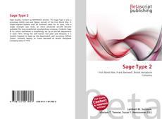 Portada del libro de Sage Type 2