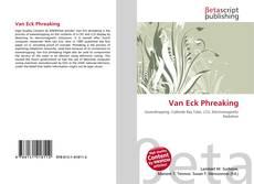 Van Eck Phreaking kitap kapağı