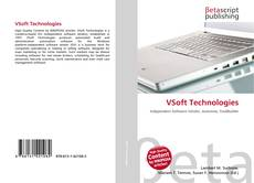 Bookcover of VSoft Technologies