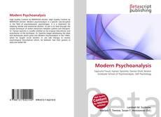 Bookcover of Modern Psychoanalysis