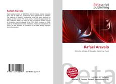Portada del libro de Rafael Arevalo