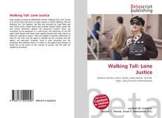 Обложка Walking Tall: Lone Justice
