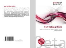 Bookcover of Van Helsing (Film)