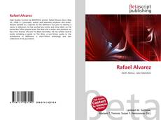 Bookcover of Rafael Alvarez