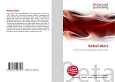 Capa do livro de Rafael Alers