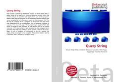 Buchcover von Query String