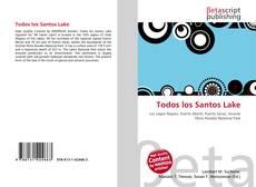 Bookcover of Todos los Santos Lake