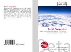 Bookcover of Aerial Perspective