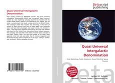 Обложка Quasi Universal Intergalactic Denomination